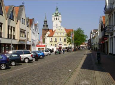 Verden town hall