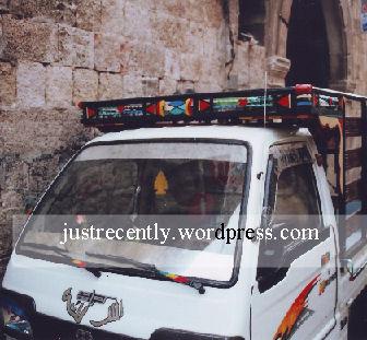 Chinese Car, Syrian Characteristics