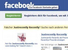 justrecently, no longer updating on facebook