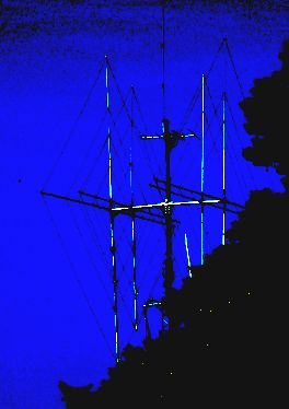 rhombic antenna