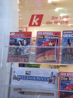 Der Spiegel, Rivals