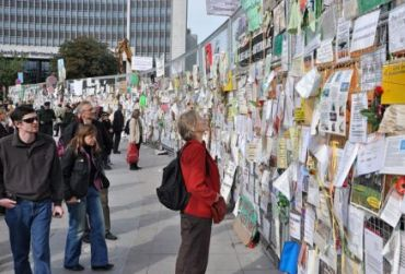 Stuttgart 21, Wall of Grassroots Democracy