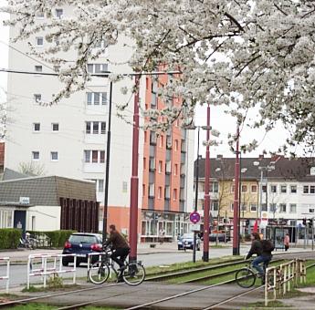 Bremen-Walle (South), April 2011