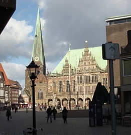Bremen Town Hall (housing the executive branch of government)