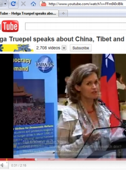 """In Tibet, it's very interesting"""