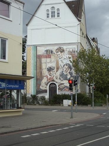 Homework, Bremen-Hemelingen, August 2011