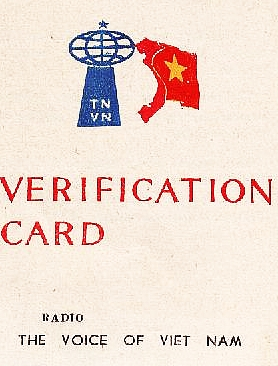 Voice of Vietnam QSL, 1980s