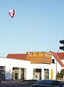 Hot-Air balloon, October 2011