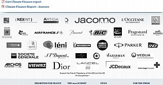 G20 presidency sponsors