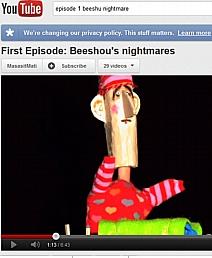 MasasitMati: Beeshou's Nightmares