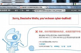 Sina Weibo: real-name registration won't save you either