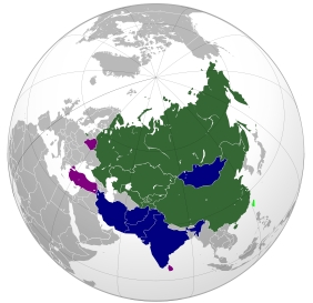Shanghai Cooperation Organization (SCO), Sejogo, Wikimedia Commons