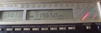 Deutsche Welle Singapore frequency