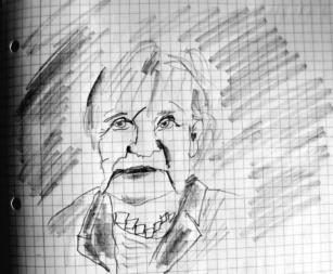 Not entertaining enough: German chancellor Angela Merkel.