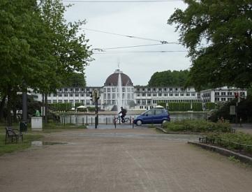 Bürgerpark Parkhotel